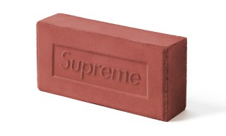 8 Possible Reasons Supreme Made an Actual Brick This Season