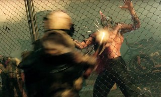 'Metal Gear Survive' Is a Stealth Survival Game Set in Zombie-Filled Wormholes