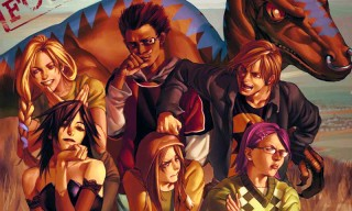 Marvel's 'Runaways' to Become a TV Series on Hulu