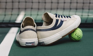 Superga Re-Releases the Iconic Sport Panatta Shoe