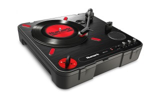 Numark Releases a Portable Turntable for Scratching on the Go