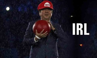 IRL: August 22, 2016 | Japanese PM Dresses Up as Mario for Olympics Closing & Other News