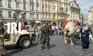 IRL: August 24, 2016 | Racists Stage Fake ISIS Attack in Prague With Actual Camel & Other News