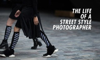 What Working as a Professional Street Style Photographer Is Really Like