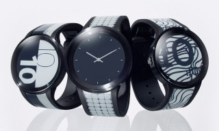 Sony's New Smartwatch Features Displays on the Band and Face for Ultimate Customization