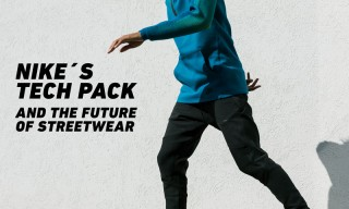 Sportswear Tech and Streetwear Heritage: Nike's Tech Pack and the Future of Streetwear