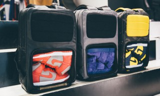 Pack an Extra Pair With HEX's All-New Sneaker Backpack