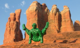 These Yoga-Practicing G.I. Joes Will Help You Find Your Zen