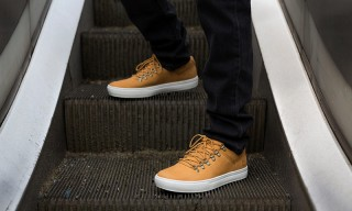Timberland's New Hybrid Sneaker Brings Outdoor Tech to the Streets