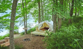 Check Out These 5 Luxury Camp Sites That Are Perfect for Labor Day Weekend