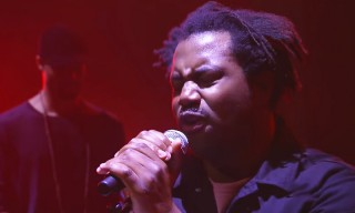 "Sampha Performs New Single ""Blood On Me"" on 'The Late Show with Stephen Colbert'"