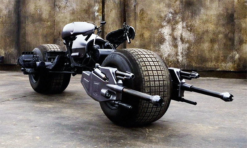 Image result for batman batpod