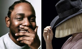 "Kendrick Lamar Collaborates With Sia on Her New Track ""The Greatest"""