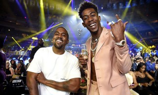 "Kanye West Joins Desiigner for ""Tiimmy Turner"" Remix"