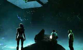 Sony Demos the PS4 Pro With Mass Effect: Andromeda Teaser