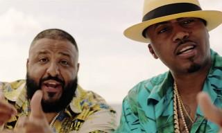 """DJ Khaled & Nas Share a Nutty Visual for """"Nas Album Done"""""""