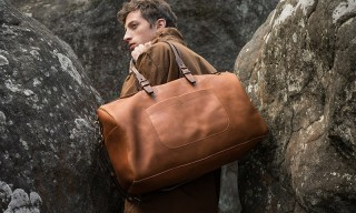 Bleu de Chauffe Delivers Luxurious Leather Goods for Fall/Winter 2016