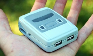 This Is Probably the Smallest Super NES You've Ever Seen