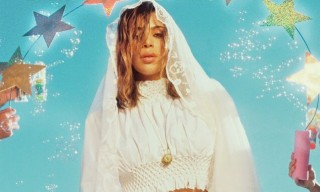 Kim Kardashian West Is a Naughty Bride for Madonna-esque 'Wonderland' Cover