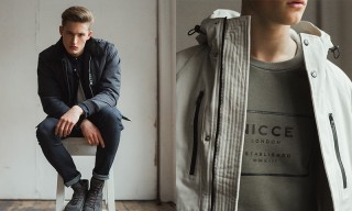 NICCE Announces Sportswear and Military Inspired FW16 Collection