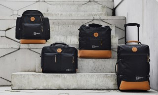 Eastpak & Timberland Team up on Rugged Travel Bag Collection