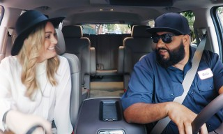 DJ Khaled Somehow Fooled Passengers as a Hilarious Undercover Lyft Driver