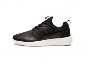 Nike Roshe Cuir Noir