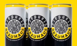 The Standard Teams up With Sixpoint Brewery on STANDARD BRAUHAUS Canned Beer