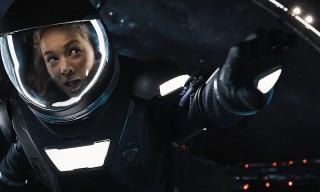 Sci-Fi Epic 'Passengers' Pits Jennifer Lawrence & Chris Pratt in a Space Nightmare