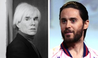 Jared Leto Will Play Andy Warhol in New Biopic