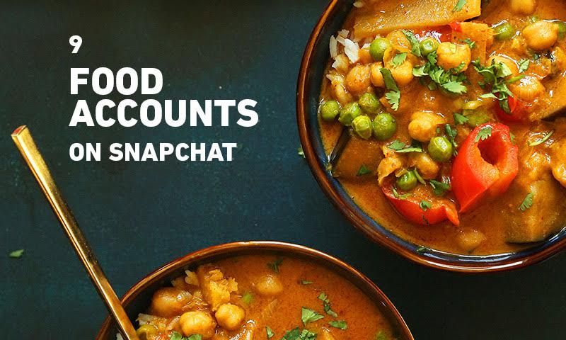 9 best food snapchat accounts highsnobiety forumfinder Choice Image