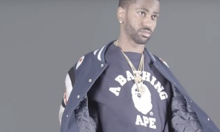 Big Sean Stars in BAPE's FW16 Video Lookbook