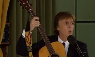 Paul McCartney Speaks on His Kanye West Collaborations in New Clip