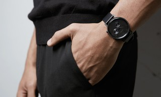 The Walther Is Komono's Most Premium Watch Design Yet