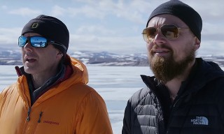 Leonardo DiCaprio Meets the Pope & Polar Bears in Climate Change Doc 'Before the Flood'