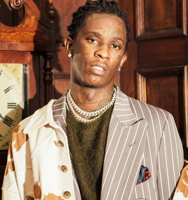 Young Thug Opens Up on Women's Clothing, Privacy and More