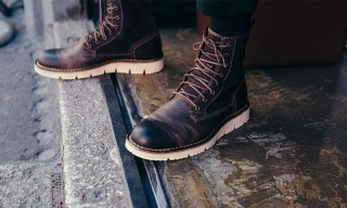 Timberland's SensorFlex Westmore Collection Is an Urban Explorer's Dream