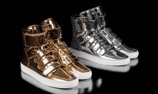 Radii Is Dropping a Brand New Silhouette in Ornate Liquid Metal Colorways