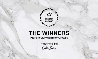 Highsnobiety Summer Crowns Results