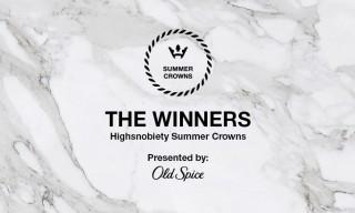 Highsnobiety Summer Crowns Results