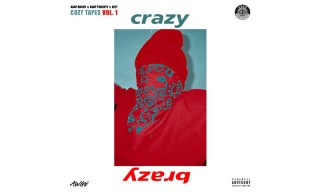 """Listen to A$AP Rocky and Key!'s New Song """"Crazy Brazy"""""""