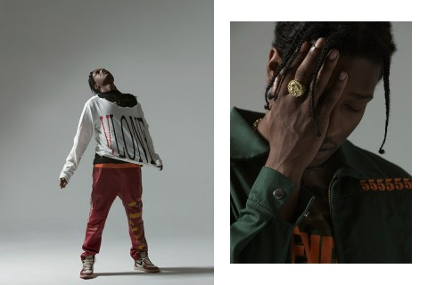 Asap Rocky Clothing Brand