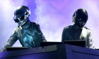 Daft Punk Tour Rumors Reignited With Mystery Website