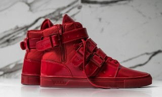 RADII Gets Set for the Holiday Season With Candy Apple Colorway