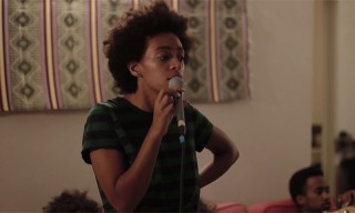 Watch Solange Record Her New Album in This Intimate Doc