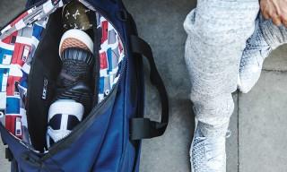Lexdray's New Portland Duffel Is Designed for Sneakerheads