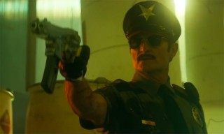 'Officer Downe' Tells the Story of a Zombie Police Officer Who's Resurrected Every Time He Dies