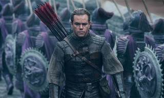 Here Is the Second Official Trailer for 'The Great Wall' Starring Matt Damon