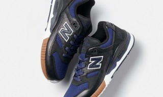 New Balance, Scye and UNITED ARROWS Join Forces on a Dark 530