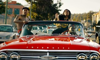 "YG Joins Kamaiyah as They Cruise Around Oakland in the Video for ""Fuck It Up"""